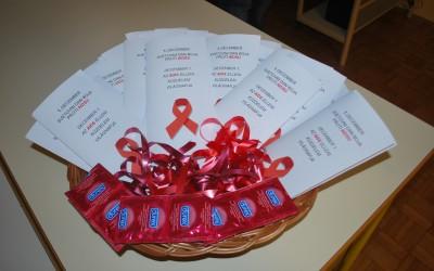 1. december, svetovni dan boja proti aidsu / December 1.  az aids elleni küzdelem világnapja