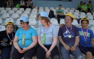 Regijske igre specialne olimpiade 2016 / Területi speciális olimpia játékok