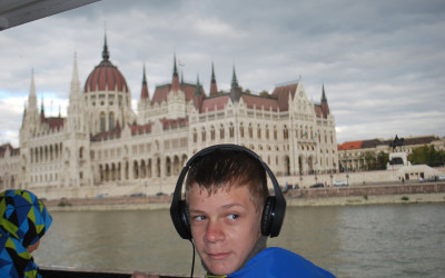 Izlet v Budimpešto/ Budapestre kirándultunk