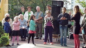 Medgeneracijsko srečanje / Generációk közti találkozó
