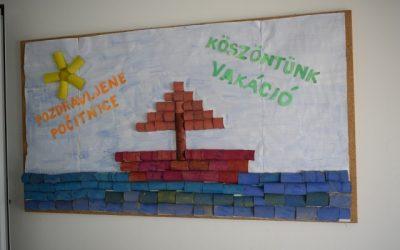 Proslava ob zaključku šolskega leta 2016/17/ Tanévzáró ünnepély
