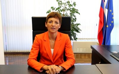 Poslanici ministrice ob zaključku šolskega leta/ Miniszterasszony üzenete tanévzáráskor