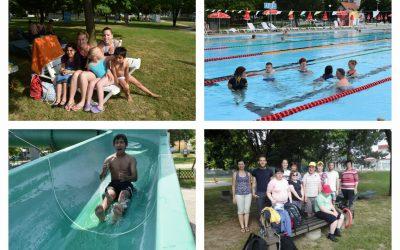 Plavalni športni dan/ Úszó sportnap