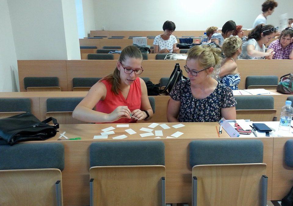 Nyári Egyetem Komáromban, a Szlovákiai Magyar Pedagógusok Szövetsége szervezésében