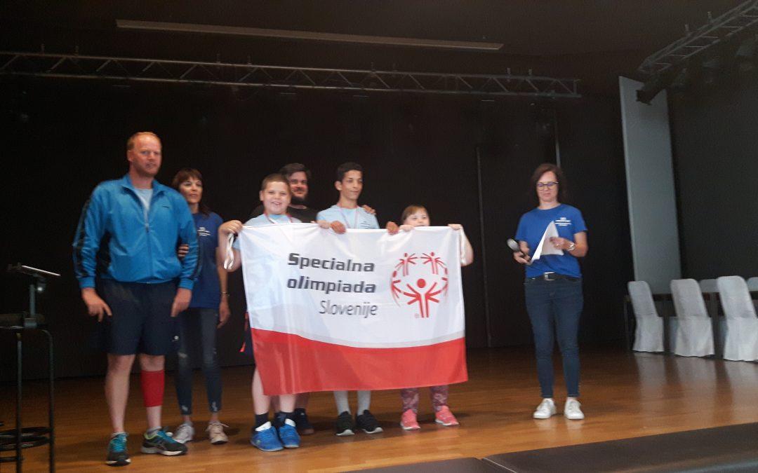 Regijsko tekmovanje Specialne olimpijade Slovenije/ Régiói Speciális olimpia verseny