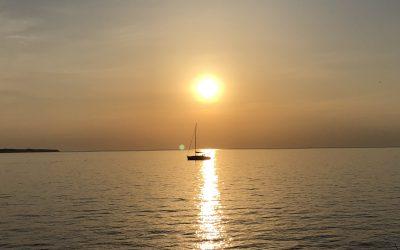 Lep pozdrav z morja/ Üdvözlet a tengerpartról