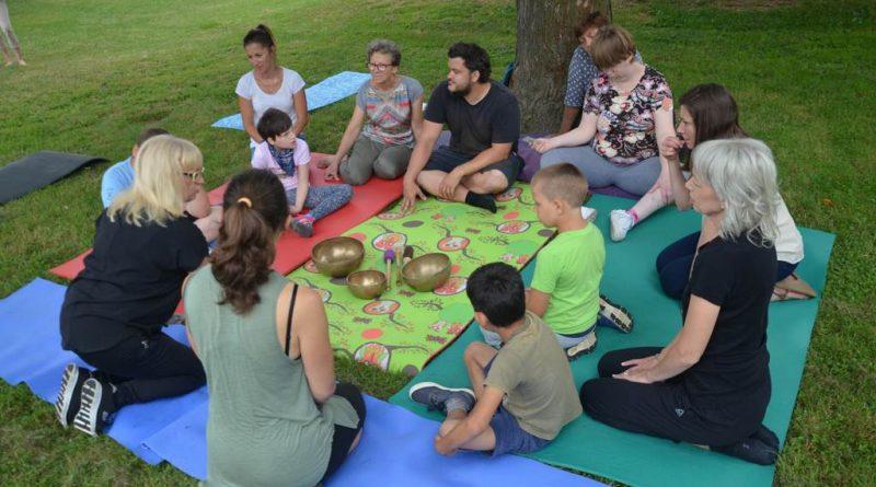 Izkustveni učni prostor/ Kreatív tanulási környezet