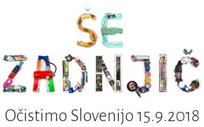 Očistimo Slovenijo še zadnjič! Tisztítsuk meg Szlovéniát!