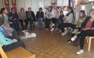 Srečanje Starši staršem/ Szülők szülőknek találkozó