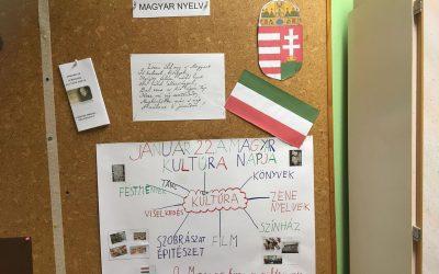 Január 22. A magyar kultúra napja/ 22. január Dan madžarske kulture
