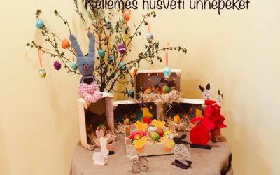 Vesele velikonočne praznike! Kellemes húsvéti ünnepeket kívánunk!
