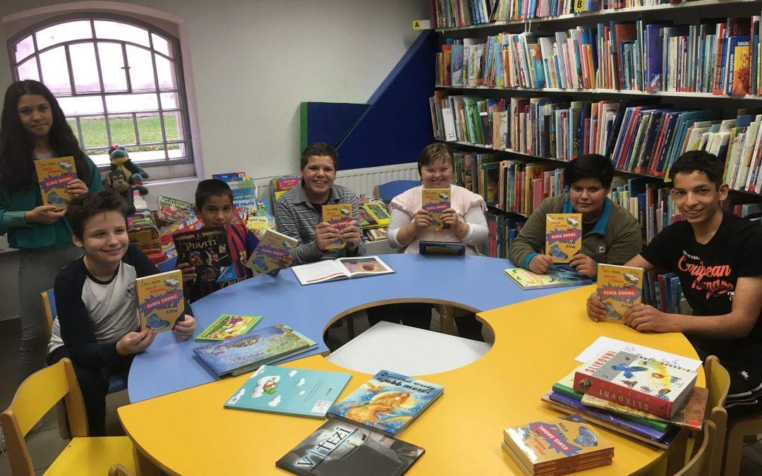Teden otroka smo zaključili s projektom Rastem s knjigo/A gyermekhetet a Könyvvel növekszem projekttel zártuk