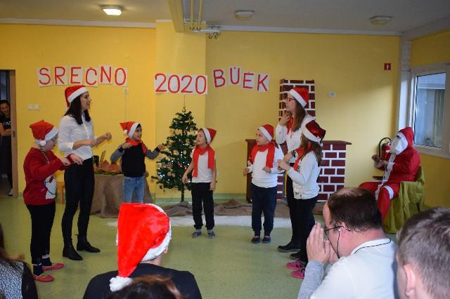 Božično-novoletna proslava/Karácsonyi-újévi ünnepély