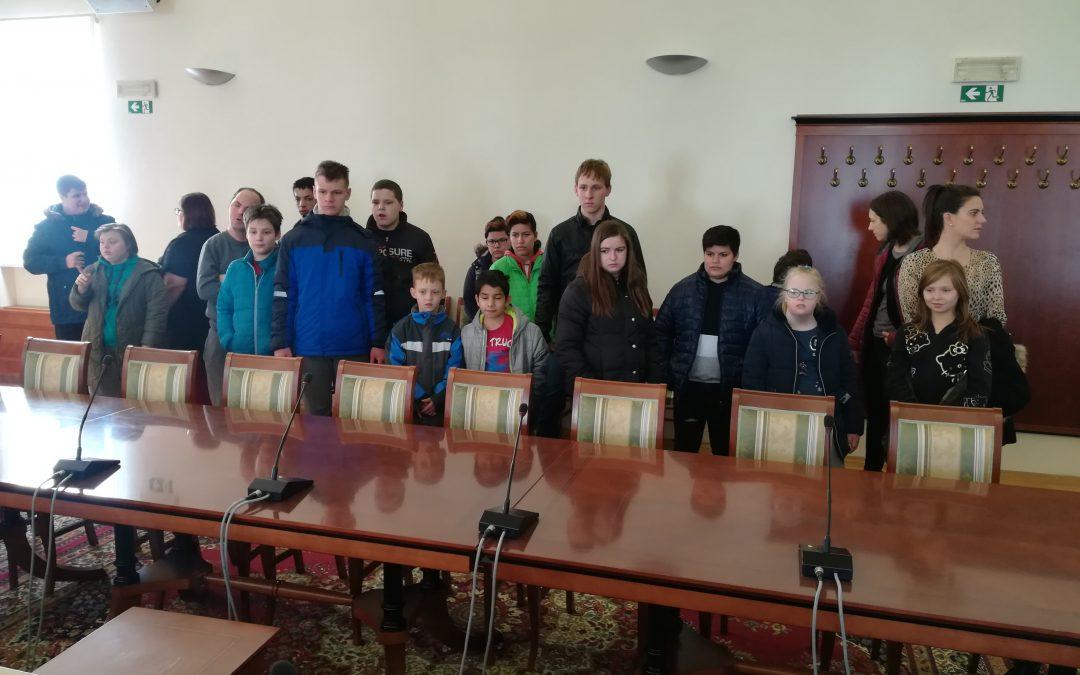 Dan odprtih vrat na Občini Lendava/ Nyilt nap a Városházában