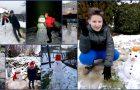 Snežaki / Hóemberek