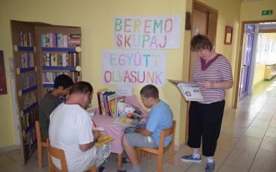 Beremo skupaj/ Együtt olvasunk