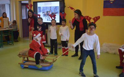 Božično-novoletna proslava/ Karácsonyi-újévi ünnepély