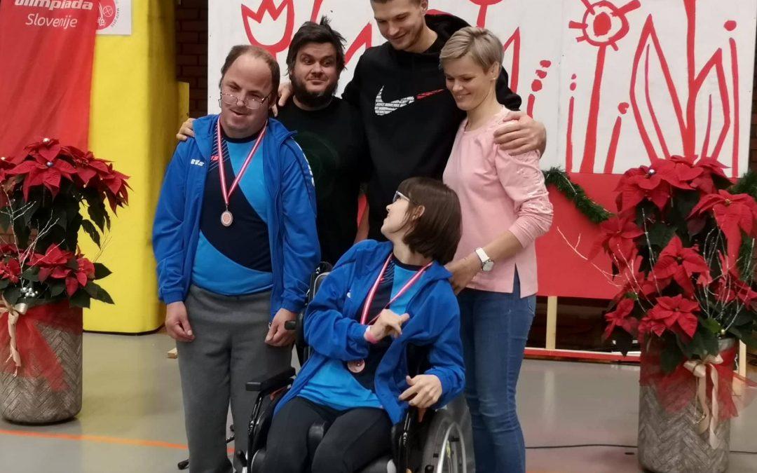 MATP Specialne olimpijade Slovenije v Celju/ MATP Speciális olimpia Celjében
