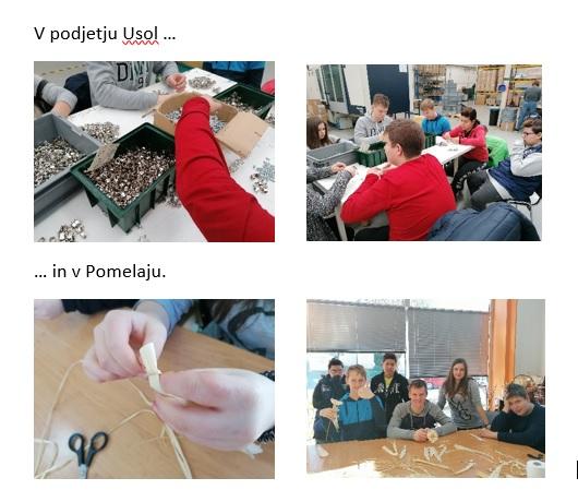 Tehniška dneva učencev 8. in 9. razreda