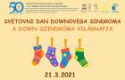Svetovni dan Downovega sindroma / A Down-szindróma világnapja